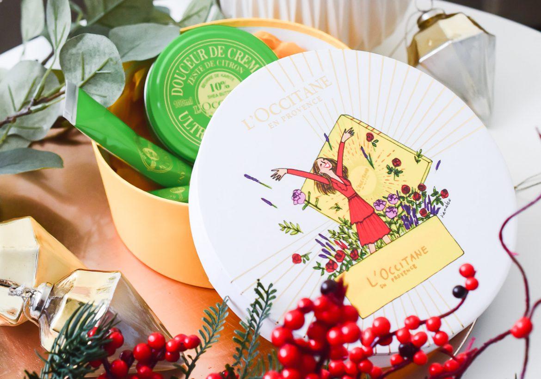 L'Occitane Körperpflege-Geschenkbox Karité ZESTE DE CITRON Zeste de citron Gewinnspiel