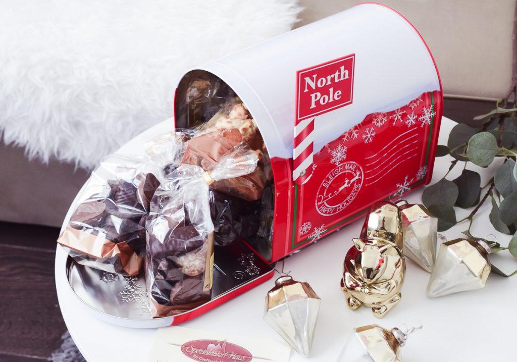 Tipps entspannte Adventszeit mit Kindern und Lebkuchen vom Spezialitäten-Haus Post-Box Nordpol und 70er Jahre Bus Geschenkidee Weihnachten Familie Großeltern