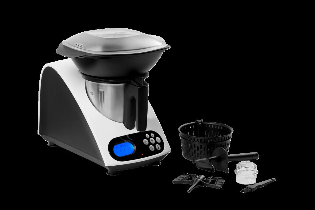 Medion Adventskalender Gewinnspiele Küchenmaschine mit Kochfunktion MD 16361 Test