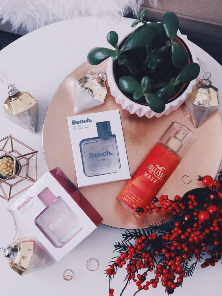 Instagram Gewinnspiel: Bench Parfum und Hollister Bodyspray