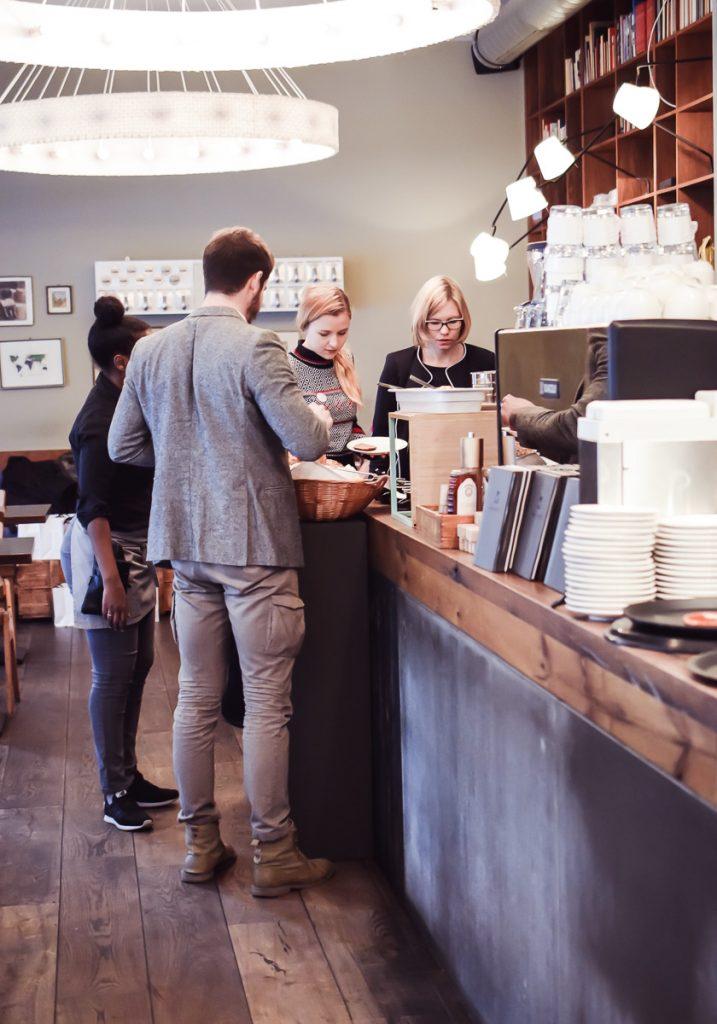 BERING Store Event Frankfurt MyZeil Blogger Twist Change Schmuck Ringe Brunch Margarete