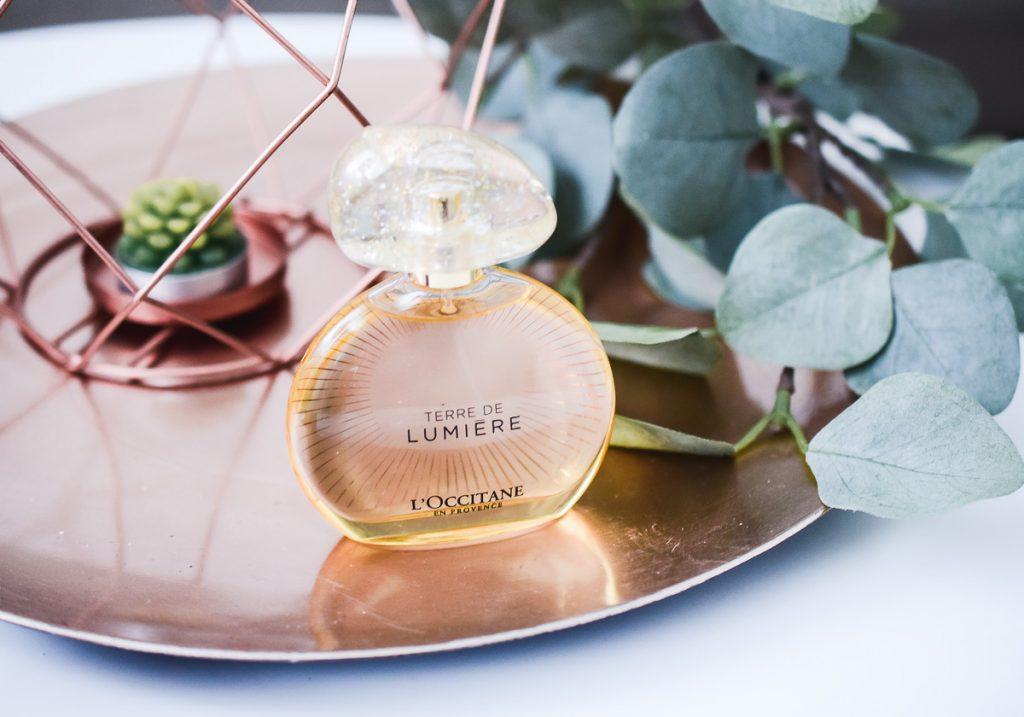 L'Occitane Parfum Test Terre de Lumiere Erfahrungen