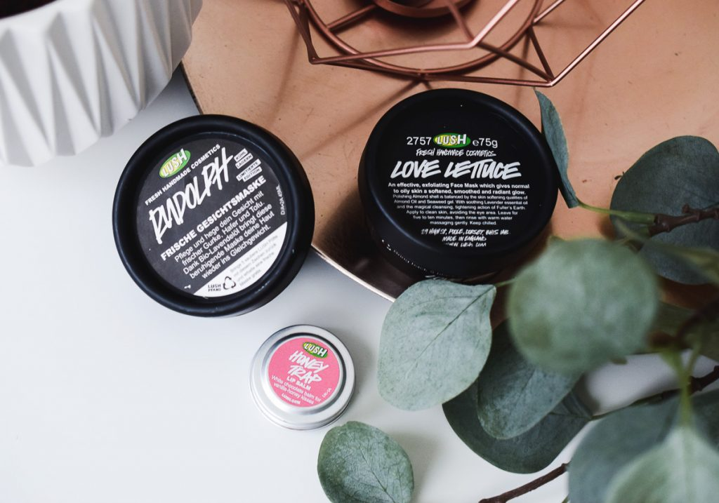 Lush Erfahrungen: Aufgebrauchte Produkte im Langzeit Test Haare Körperpflege Gesichtspflege Lippen