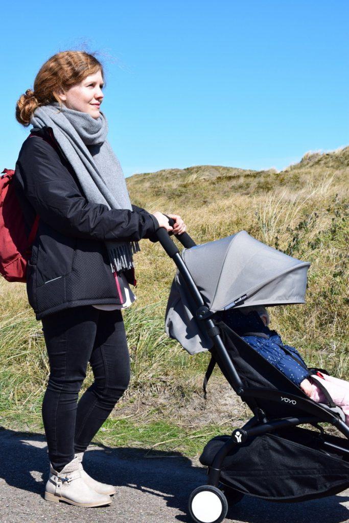 BABYZEN YOYO + Kinderwagen Erfahrungen im Langeoog Urlaub Erfahrungen