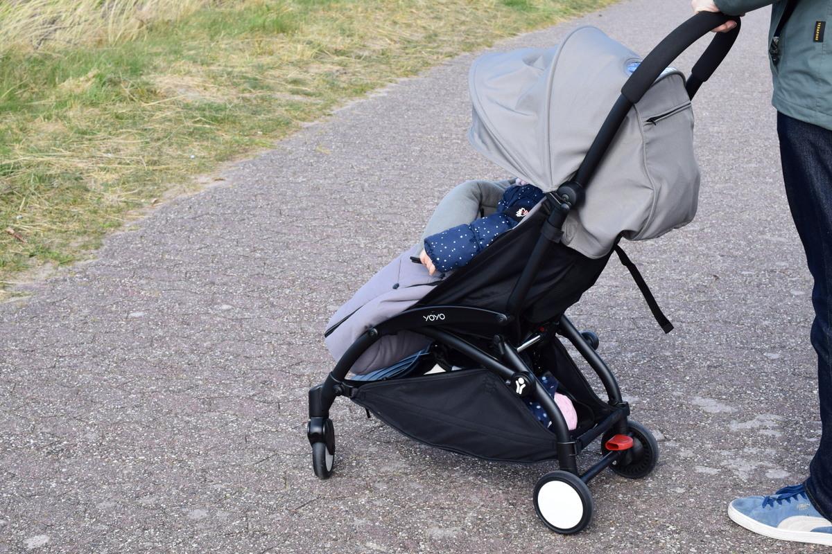 BABYZEN YOYO + Kinderwagen Erfahrungen im Langeoog Urlaub