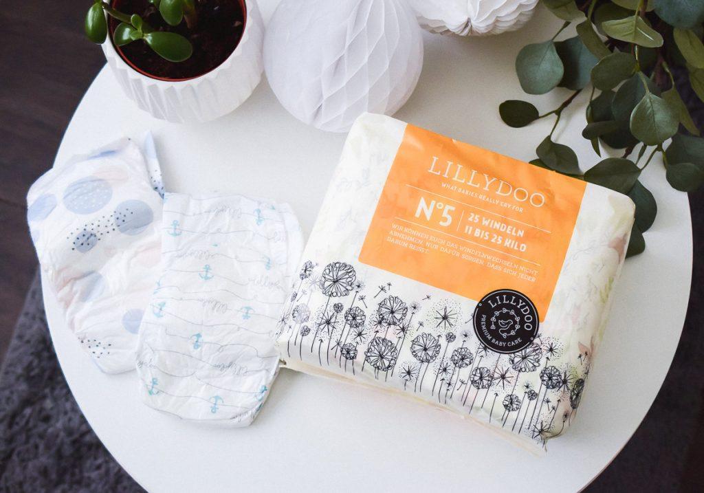 Lillydoo Windeln neu bei dm Drogerie Markt Designs Feuchttücher Wickelunterlage Babys