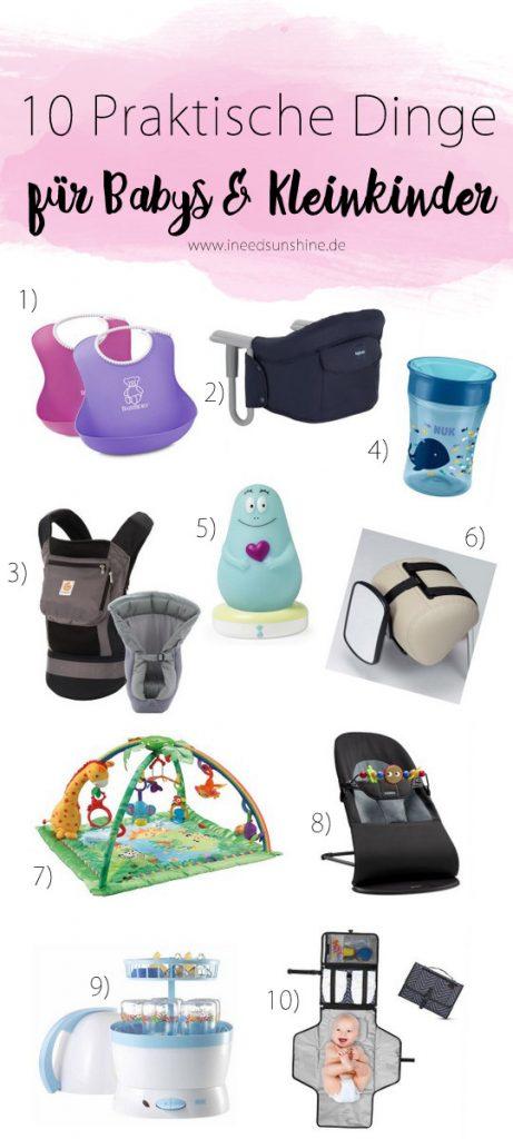 Praktische Dinge für Babys und Kleinkinder Babyartikel nützliche Babygeschenke Babyerstaustattung Helfer im Alltag mit Kindern für Eltern und Familie