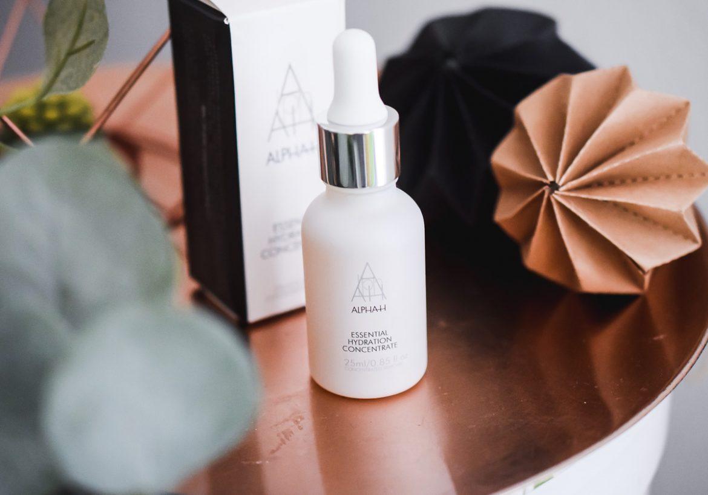 Alpha-H Essential Hydration Concentrate im Test Erfahrungen Serum Gesichtsöl