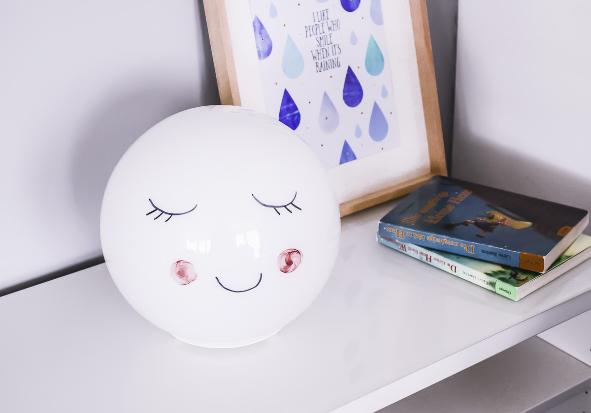 Diy Nachtlampe Mit Timer Smart Home Im Kinderzimmer
