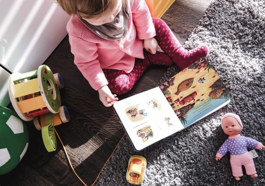 Kindern vorlesen Tipps richtiges Vorlesen für Kinder Eltern Erfahrungen Alter ab wann wieso wichtig