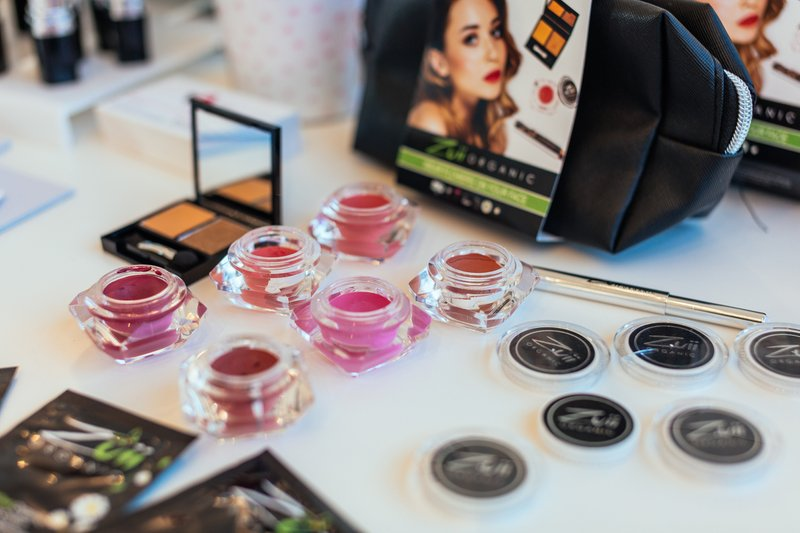 "Beautypress Naturkosmetik Bloggerevent Köln Flora ""Green Cosmetics"" April 2018 alle Marken Beautyblogger Event ZUII Organic"