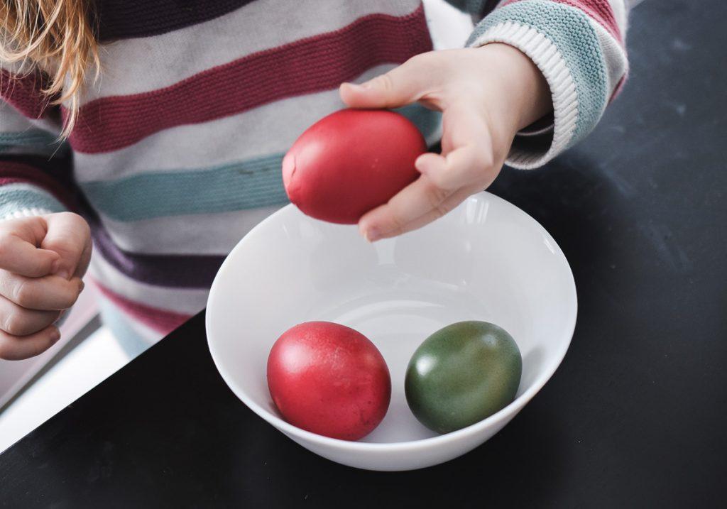 Ostern mit Kindern feiern Ostertraditionen erleben Tipps Ideen Erfahrungen Kleinkinder