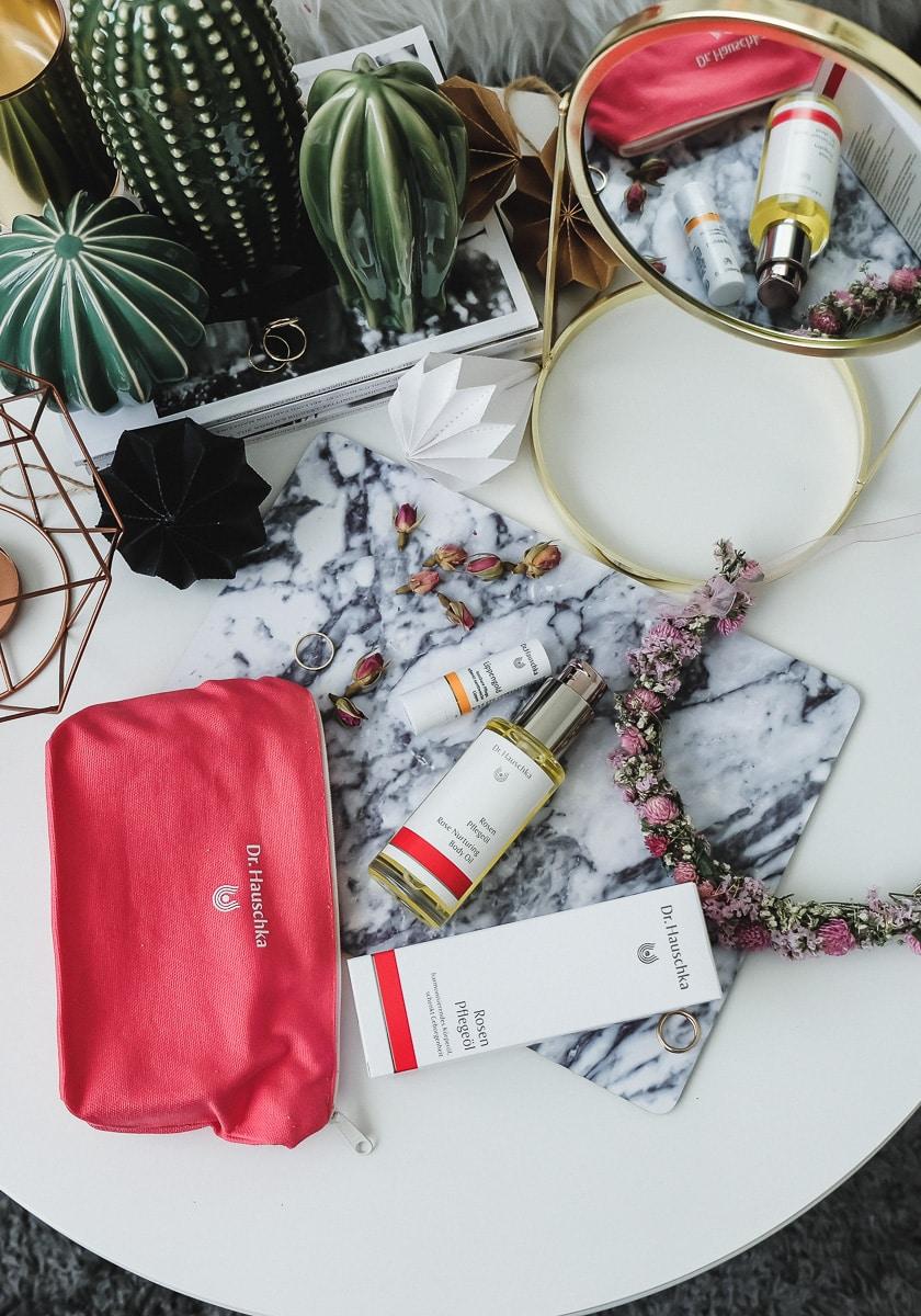 Rose In Der Kosmetik Erfahrungen Mit Dr Hauschka Naturkosmetik