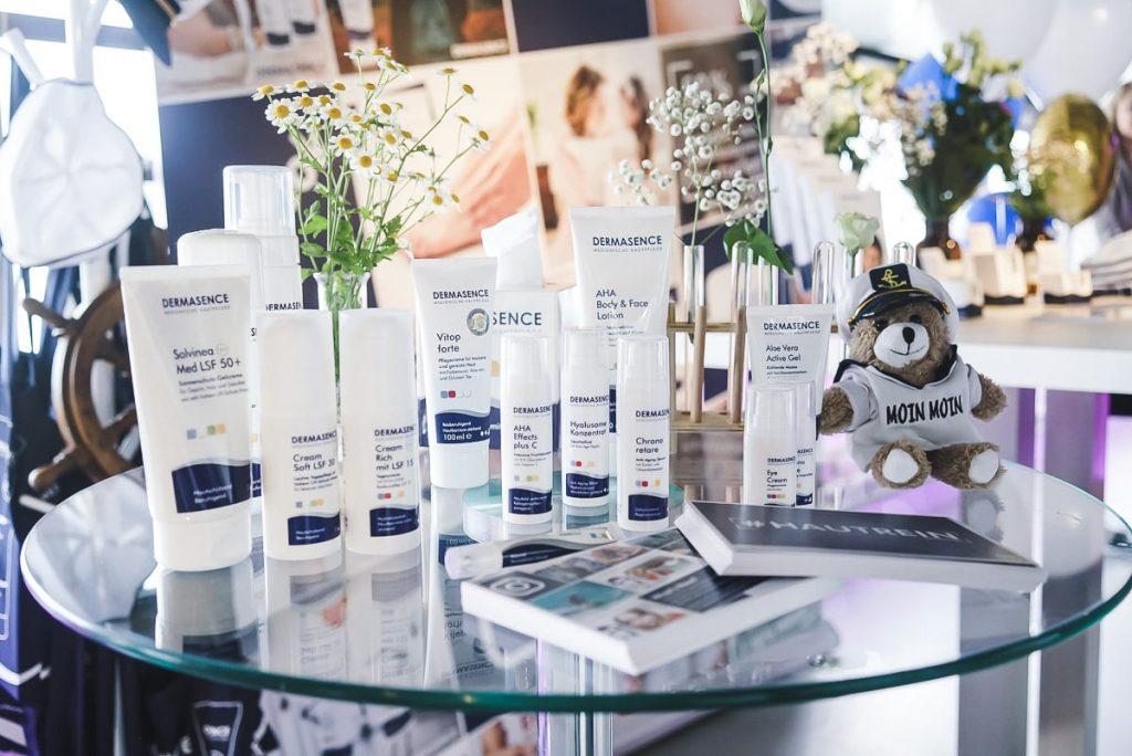 Dermasence Apotheken Kosmetik Beautypress Event Köln