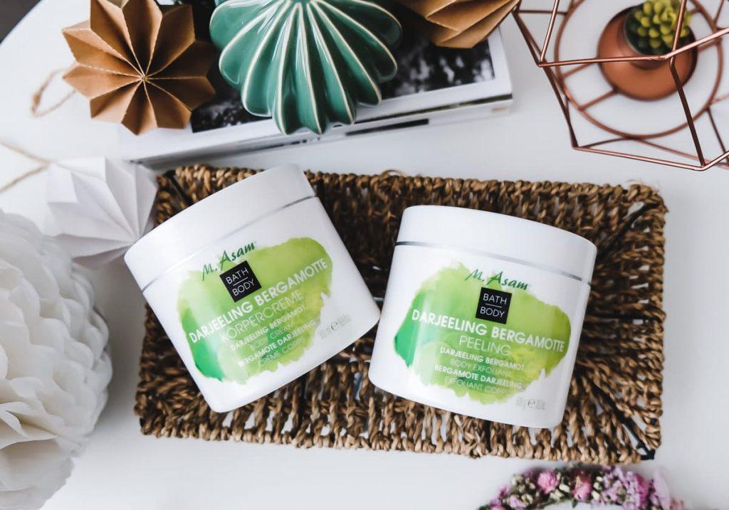 M.Asam Darjeeling Bergamotte Creme und Peeling im Test Beauty Review und Erfahrungen