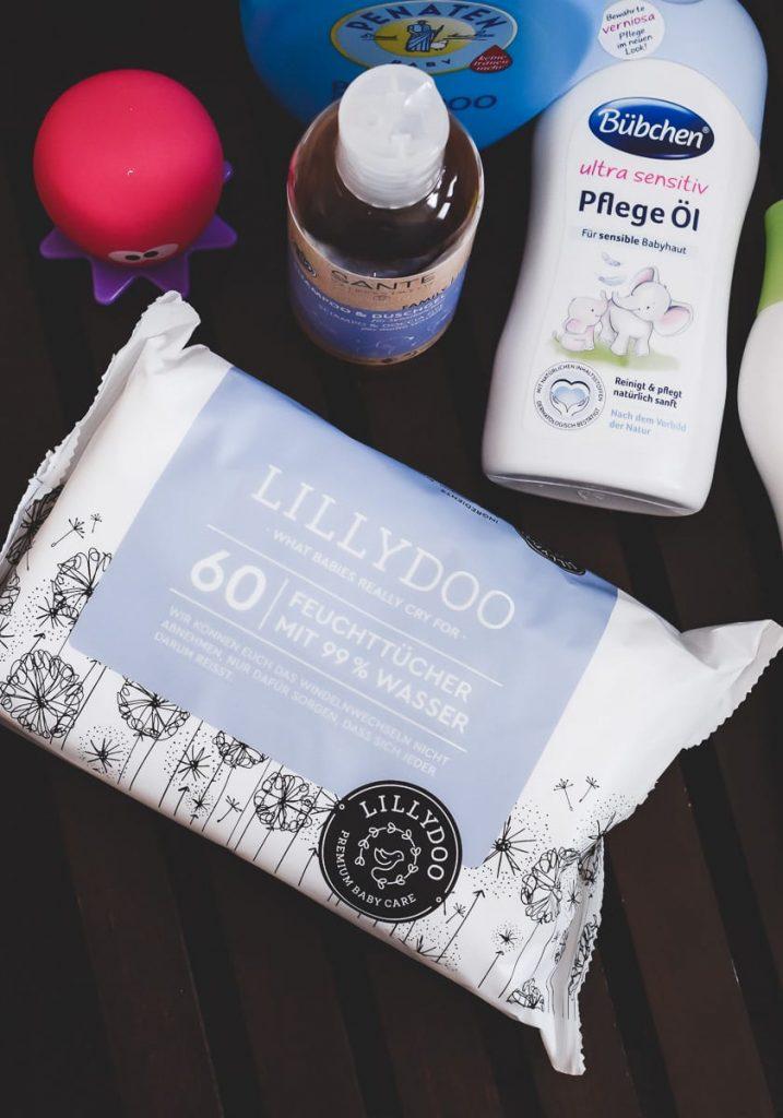 Babytücher Feuchttücher zum Abschminken Babyprodukte für Erwachsene Tipps und Empfehlungen auf Mamablog I need sunshine