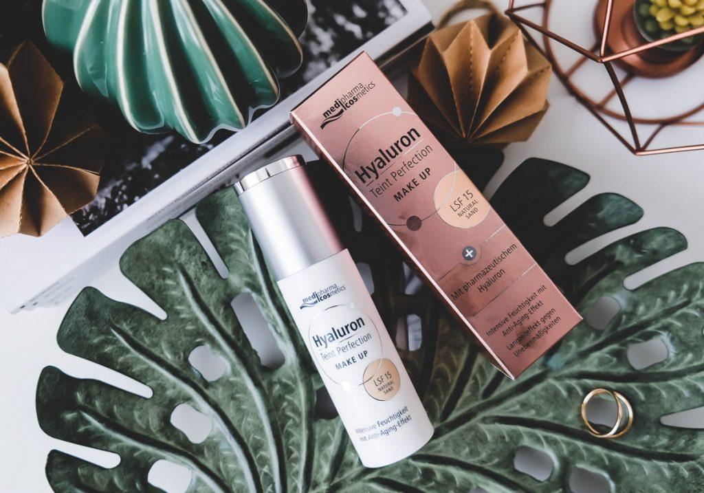 medipharma cosmetics Hyaluron Teint Perfection Primer Review Test Erfahrungen Beautypress News Box August 2018 I need sunshine