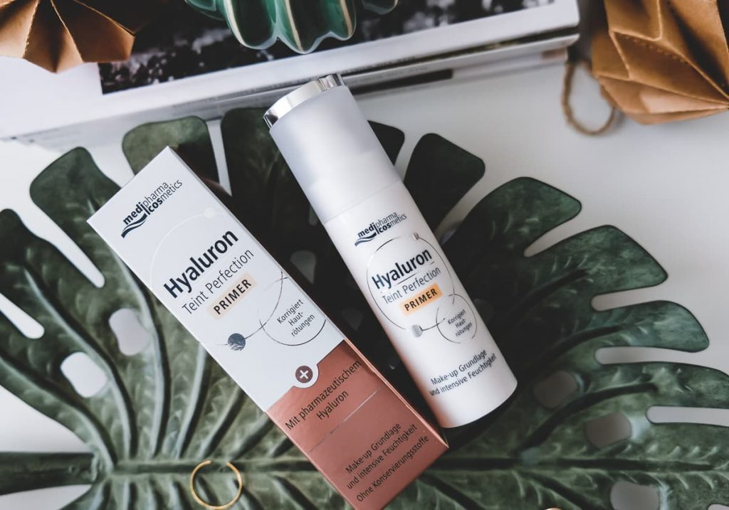 medipharma cosmetics Hyaluron Teint Perfection Make up Review Test Erfahrungen Beautypress News Box August 2018 I need sunshine