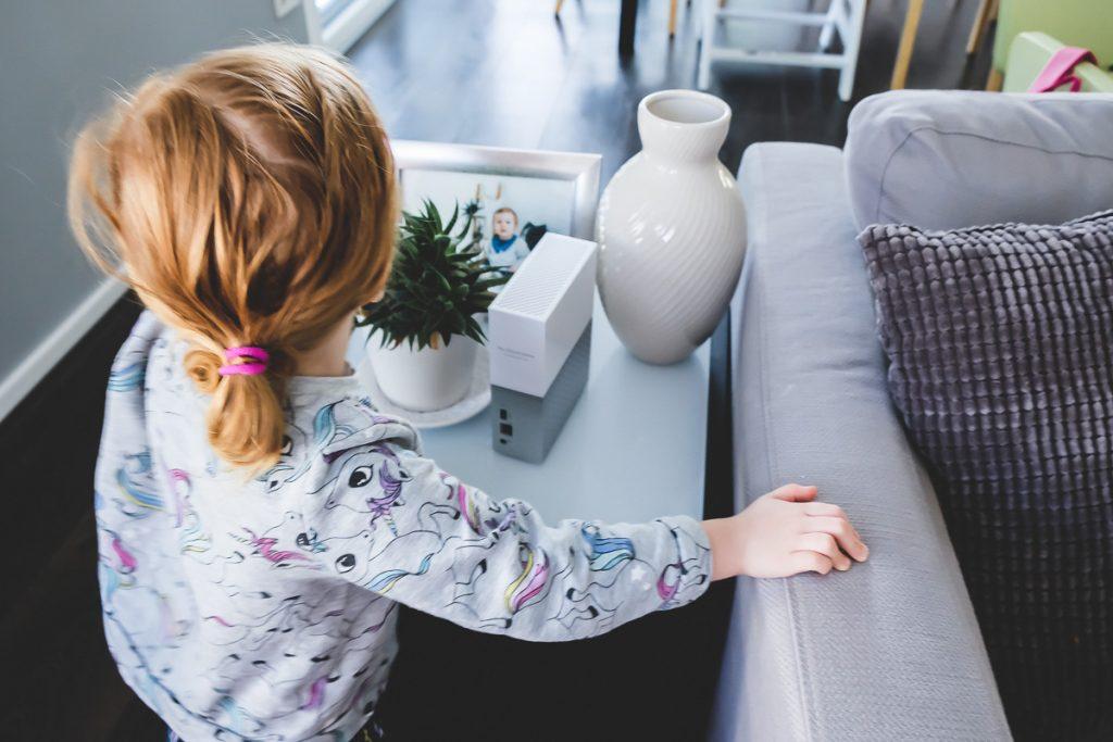 WD My Cloud Home im Test: Erfahrungen & Tipps für Fotoalben für Kinder auf Mamablog I need sunshine