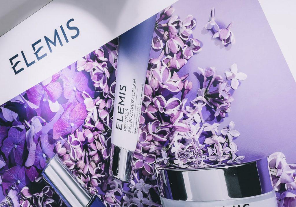 ELEMIS am Stand von QVC auf den BUNTE Beauty Days und ELEMIS Kosmetik Produkte im Test auf Beautyblog I need sunshine