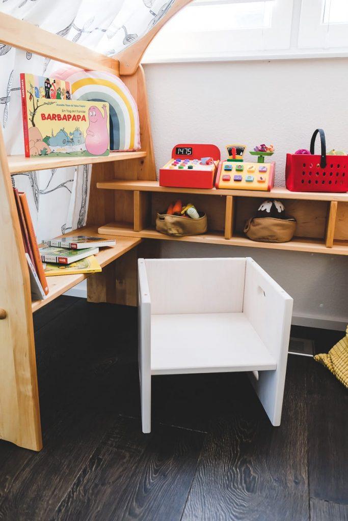 Erfahrungen BioKinder Kindermöbel aus Naturholz im Kinderzimmer im Test