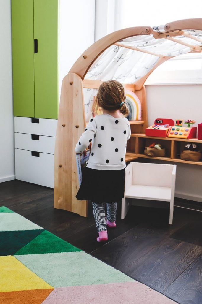 Erfahrungen BioKinder Anna Spielhaus nach Waldorf-Art aus Naturholz im Test