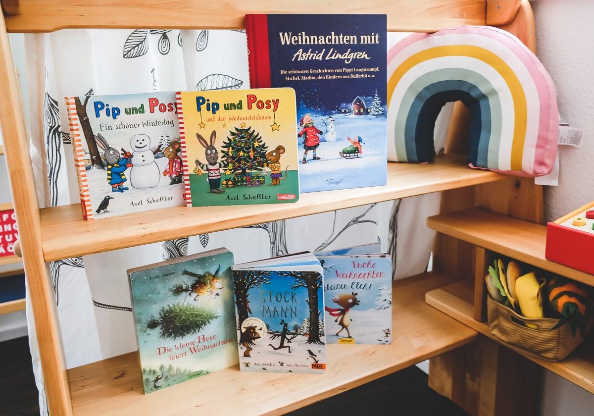 Moderne Weihnachtsbücher für Kinder: Empfehlungen für Kleinkinder
