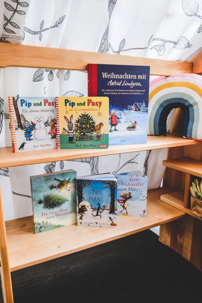 Die schönsten Weihnachtsbücher für Kinder Empfehlungen und Tipps für Kinderbücher für Weihnachten und Adventszeit ohne Religion auf Mamablog I need sunshine