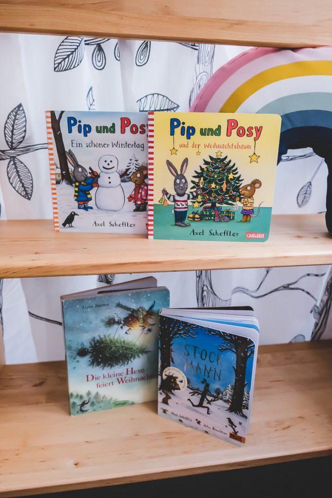 Moderne Kinderbücher zur Weihnachtszeit von Axel Scheffler und Lieve Baeten sowie weitere Empfehlungen und Tipps für Weihnachtsbücher für Kinder auf Mamablog I need sunshine