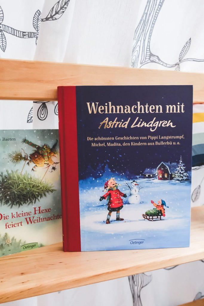 Weihnachtsbücher für Kinder Klassiker mit Astrid Lindgren Weihnachtsgeschichten und weitere Empfehlungen und Tipps auf Mamablog I need sunshine