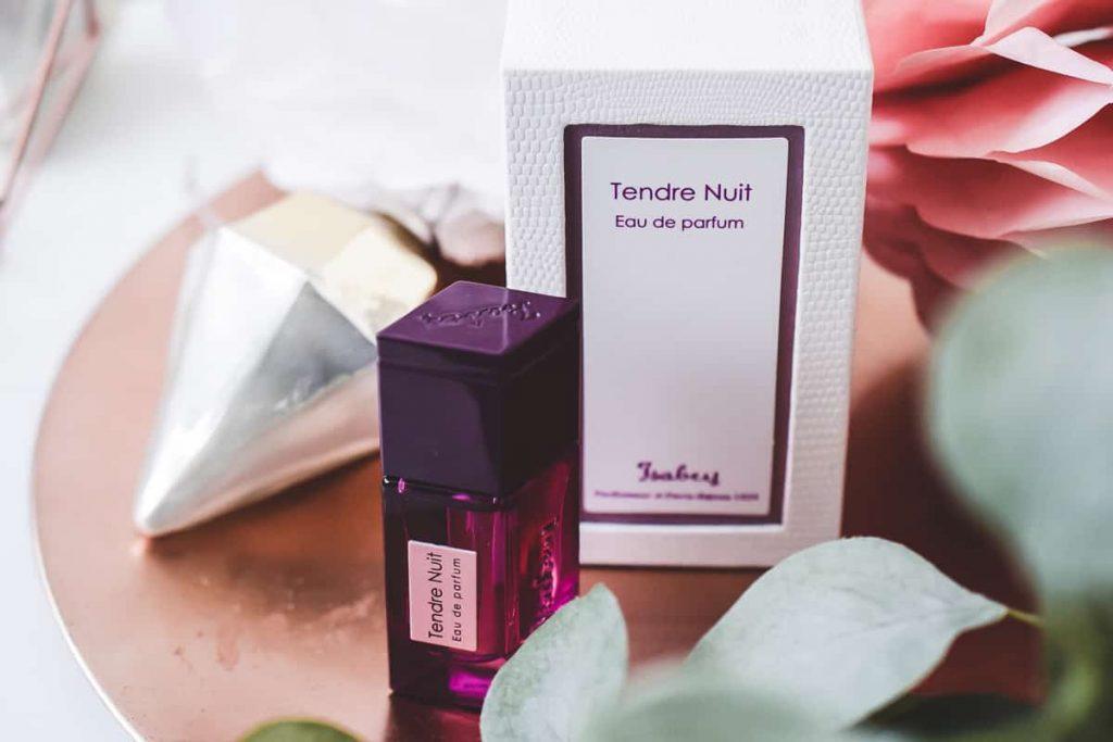Isabey Tendre Nuit Parfum Erfahrungen und Duftbeschreibung im Test Bericht auf I need sunshine