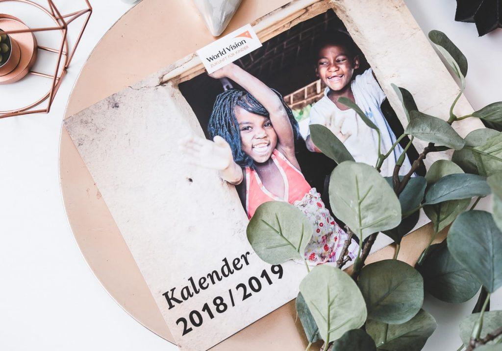 World Vision Patenschaft Erfahrungen und Testbericht mit Infos zum Patenportal, Kalender und Geschenke Tipps für Patenkinder zu Weihnachten und Geburtstag auf Mamablog I need sunshine