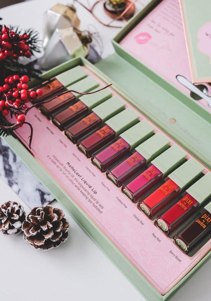 Adventskalender Blog Gewinnspiel PIXI Matte Last Liquid Lipsticks auf Ineedsunshine