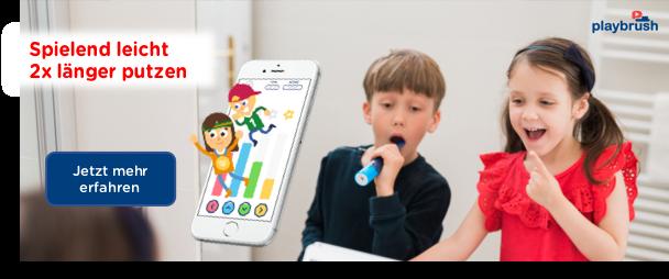 Playbrush Smart Kinderzahnbürste Erfahrungen im Testbericht und 20% Rabatt Code auf Mamablog Ineedsunshine