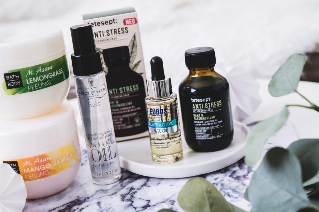 Beauty Favoriten Blog Januar 2019Kosmetik Empfehlungen Tipps Beautyblog Gesicht Körper Haare