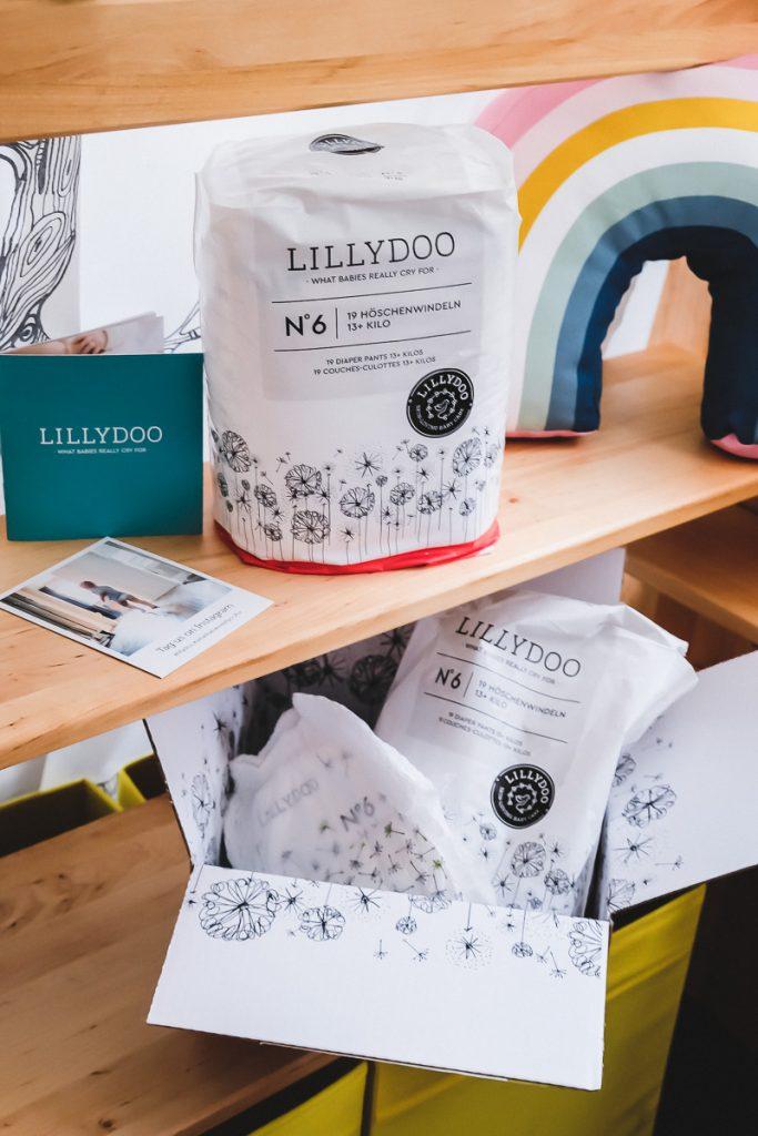 Die neuen LILLYDOO Höschenwindeln im Test Bericht als Tipp für die Windelabgewöhnung