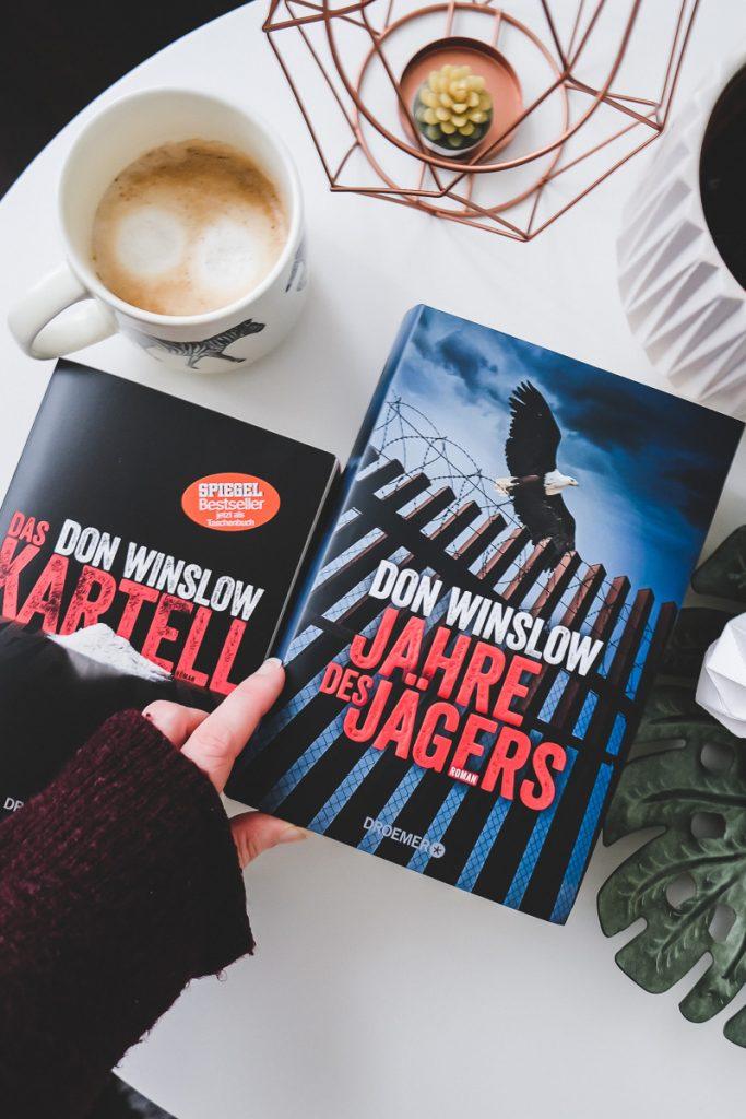 Don Winslow Neuerscheinung 2019 Jahre des Jägers Bewertung und Rezension