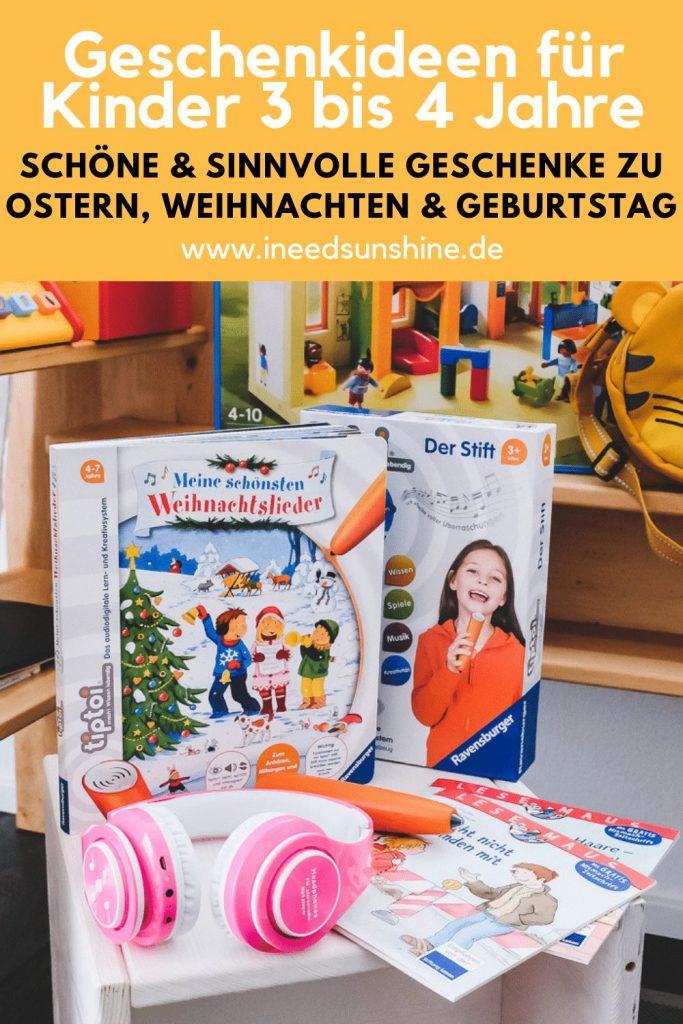 Spielzeug Für 3 Jähriges Mädchen