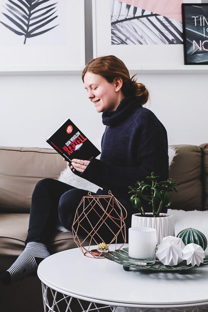 Don Winslow Das Kartell als Bücher Empfehlung für Thriller Fans und Argumente fürs Lesen warum du mehr lesen solltest
