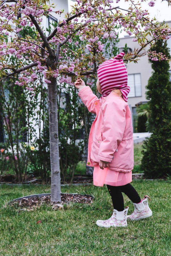 Kind Frühling Kleidung Tipps Bisgaard Gummistiefel Erfahrungen Mamablog Ineedsunshine