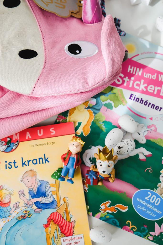 Kleine Ostergeschenke für Kinder Geschenkideen zu Ostern für Kleinkinder Tonie Box Figuren Empfehlungen Tipps Mamablog Ineedsunshine