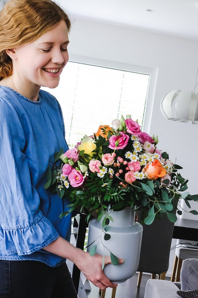 Fleurop Muttertag Gutschein Erfahrungen Mama bleibt die Beste Mamablogger Ineedsunshine