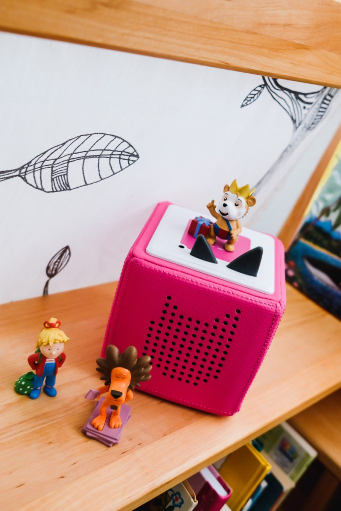 Unsere Toniebox Erfahrungen für Kleinkinder und Kindergarten Kinder inklusive Tipps und Infos zur Toniebox einrichten und Altersempfehlung auf Mamablog Ineedsunshine