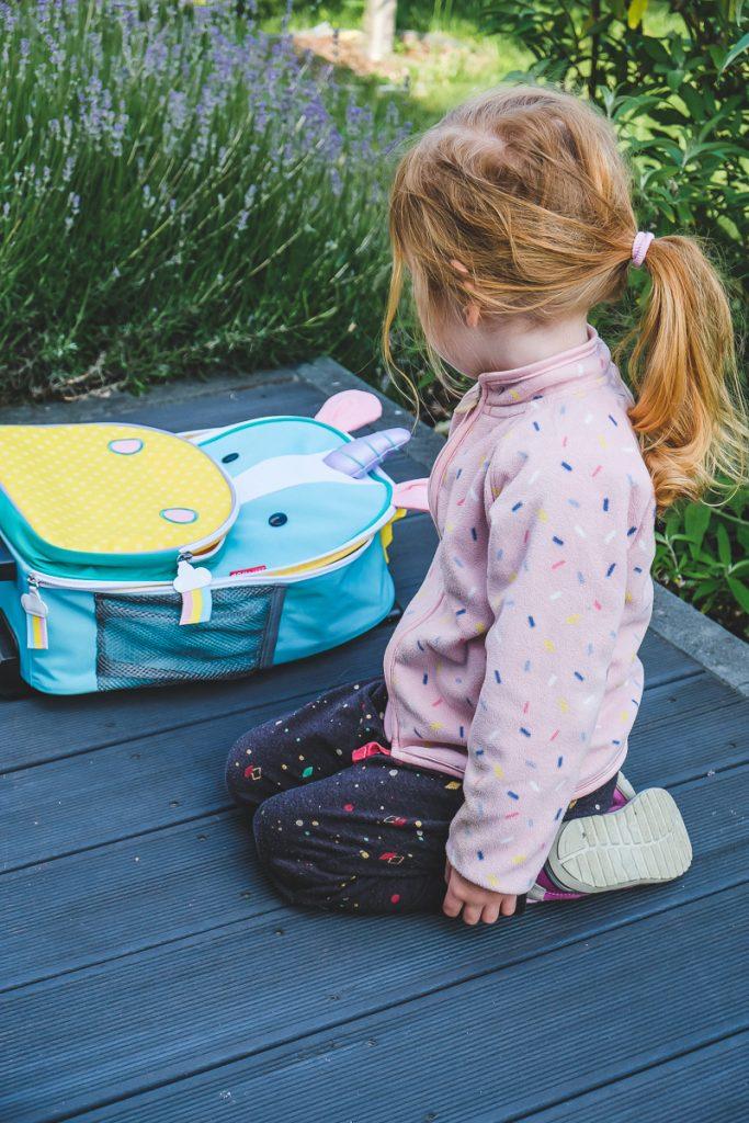 Checkliste Urlaub mit Kindern Sommer Ferien Koffer packen mit Packliste für das Reisen mit Kindern