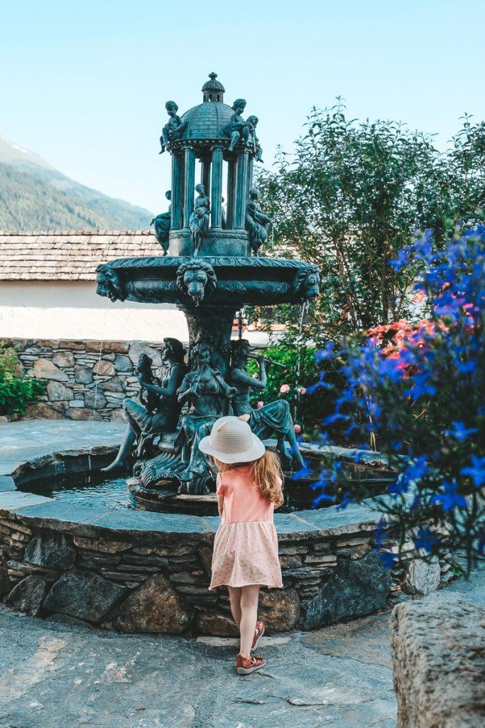 Schloss Mittersill Hotel Erfahrungsbericht auf Mamablog Ineedsunshine