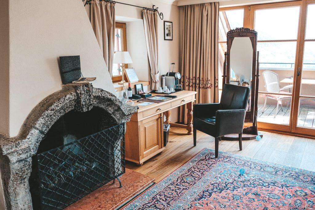 Schloss Mittersill Zimmer und Suiten für Familienurlaub in Österreich