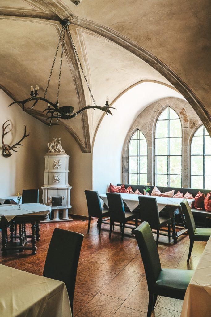 Schloss Mittersill heiraten Hochzeit und Feste feiern im Restaurant und Hotel