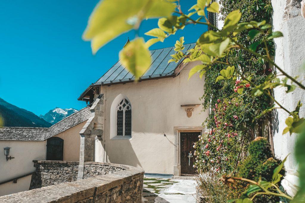 Heiraten auf Schloss Mittersill und Hochzeit feiern