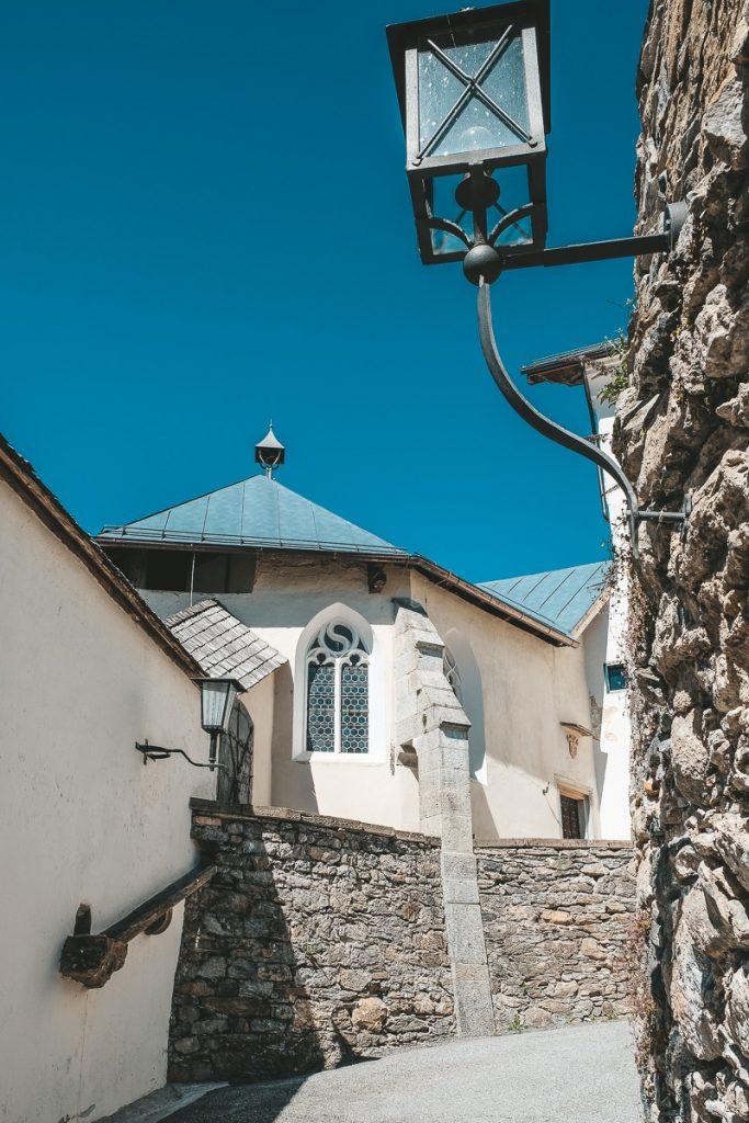 Heiraten auf Schloss Mittersill in der Kapelle und Hochzeit feiern
