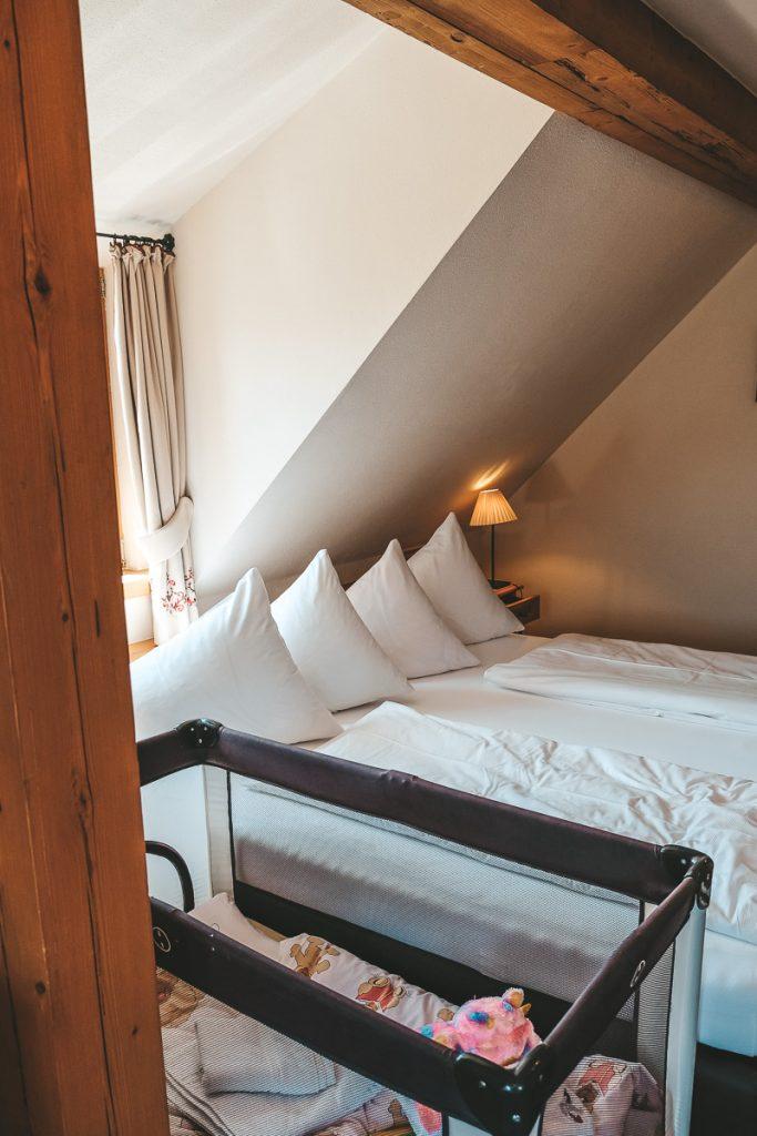 Schloss Mittersill Zimmer und Suiten im Erfahrungsbericht auf Mamablog Ineedsunshine